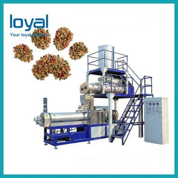 Cooked Meat Strip Dog Food Production Line , Dog Food Manufacturing Equipment