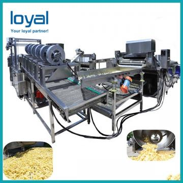 CE approved great quality 300kg/h electric automatic natural potato chips production line