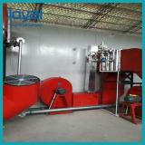 Horizontal Vibration Fluid Bed Dryer for Animal Feed
