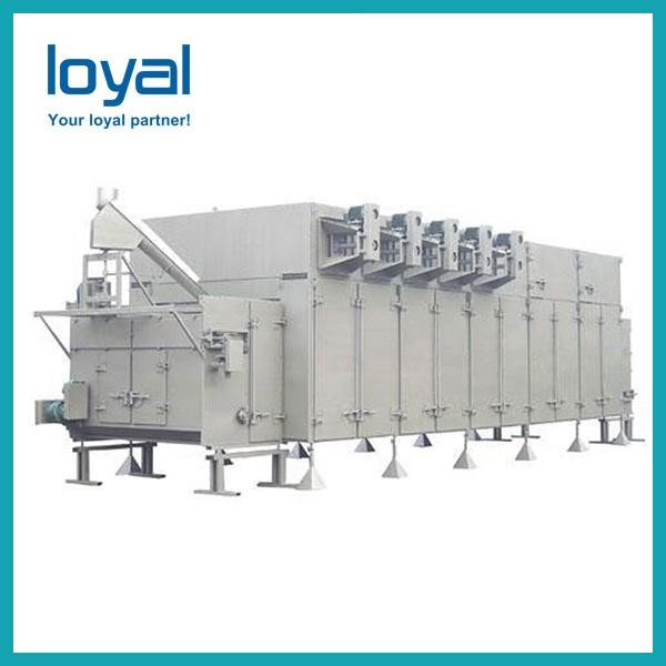 Customized Fermented Soybean Meal Rotary Drum Dryer for Animal Feeds #3 image