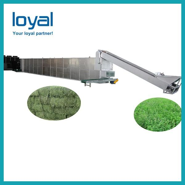 Customized Fermented Soybean Meal Rotary Drum Dryer for Animal Feeds #2 image