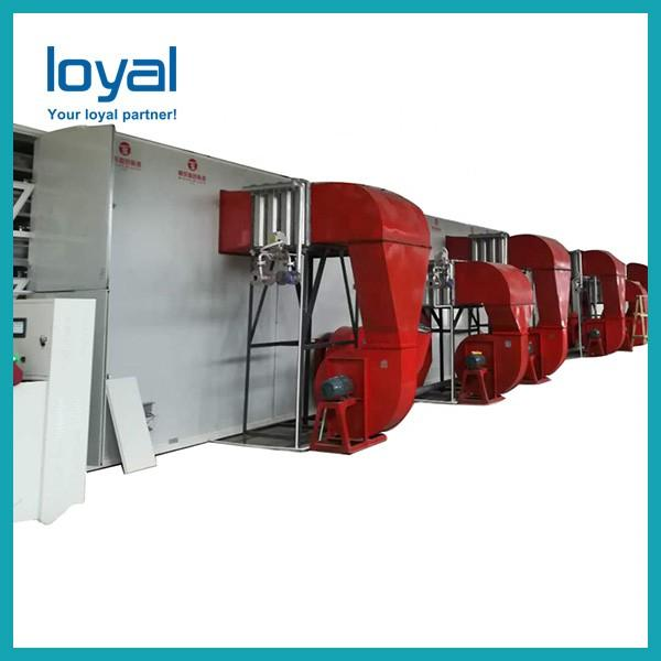 Fluid Bed Dryer for Granular Animal Feed #1 image